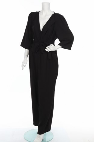 Γυναικεία σαλοπέτα Zizzi, Μέγεθος XL, Χρώμα Μαύρο, Πολυεστέρας, Τιμή 30,39€