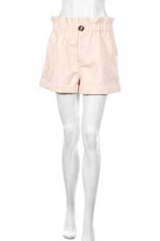 Дамски къс кожен панталон Topshop, Размер M, Цвят Розов, Еко кожа, Цена 36,40лв.