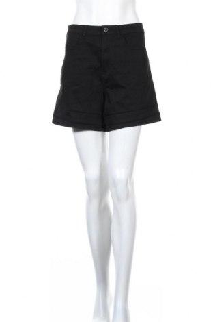Γυναικείο κοντό παντελόνι Jennyfer, Μέγεθος S, Χρώμα Μαύρο, 97% βαμβάκι, 3% ελαστάνη, Τιμή 7,54€