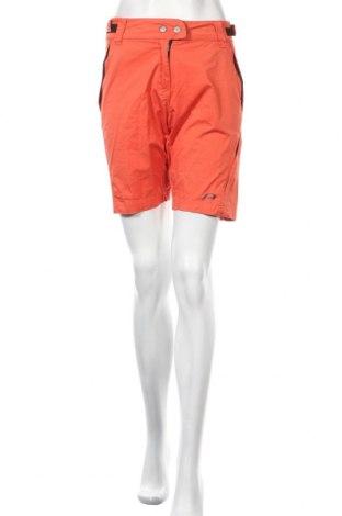 Дамски къс панталон Protective, Размер S, Цвят Червен, 97% памук, 3% еластан, Цена 37,80лв.