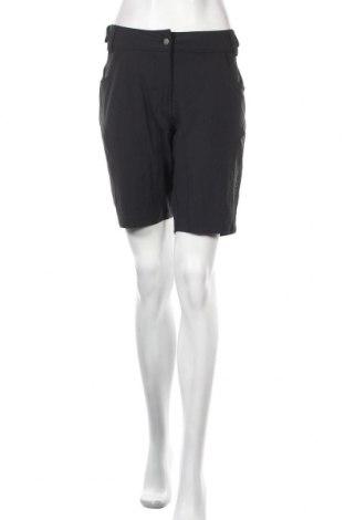 Дамски къс панталон Protective, Размер M, Цвят Сив, 89% полиамид, 11% еластан, Цена 31,20лв.