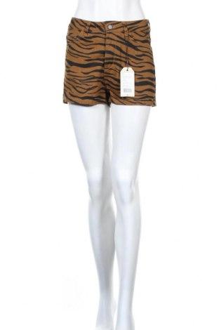 Γυναικείο κοντό παντελόνι Twintip, Μέγεθος S, Χρώμα Καφέ, Βαμβάκι, Τιμή 8,64€