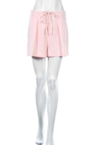 Γυναικείο κοντό παντελόνι Yfl Reserved, Μέγεθος L, Χρώμα Ρόζ , 69% πολυεστέρας, 29% βισκόζη, 2% ελαστάνη, Τιμή 6,43€