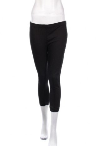 Γυναικείο παντελόνι Cha Cha, Μέγεθος S, Χρώμα Μαύρο, 75% βαμβάκι, 23% πολυεστέρας, 2% ελαστάνη, Τιμή 6,37€