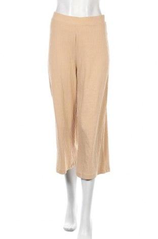 Дамски панталон Even&Odd, Размер S, Цвят Бежов, Цена 30,16лв.
