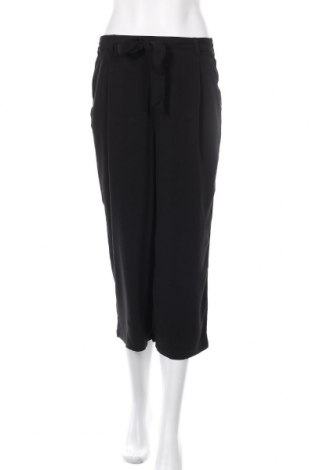 Дамски панталон Even&Odd, Размер XS, Цвят Черен, 96% полиестер, 4% еластан, Цена 30,16лв.