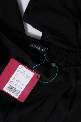Дамски панталон Even&Odd, Размер XS, Цвят Черен, 96% полиестер, 4% еластан, Цена 26,00лв.