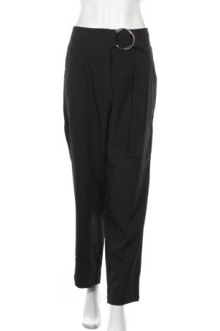 Дамски панталон Lost Ink, Размер XL, Цвят Черен, 94% полиестер, 6% еластан, Цена 24,30лв.