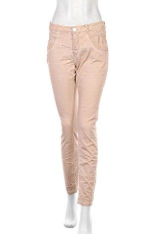 Γυναικείο παντελόνι MOS MOSH, Μέγεθος M, Χρώμα Ρόζ , 97% βαμβάκι, 3% ελαστάνη, Τιμή 32,71€
