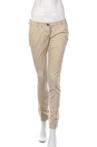 Дамски панталон Maison Scotch, Размер M, Цвят Бежов, Памук, Цена 29,75лв.