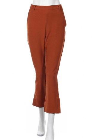Дамски панталон Minimum, Размер M, Цвят Кафяв, 95% полиестер, 5% еластан, Цена 14,80лв.