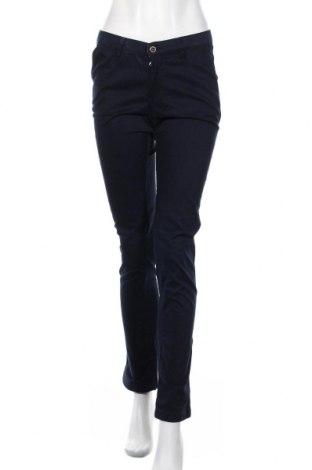 Γυναικείο παντελόνι Noa Noa, Μέγεθος XS, Χρώμα Μπλέ, 98% βαμβάκι, 2% ελαστάνη, Τιμή 7,55€