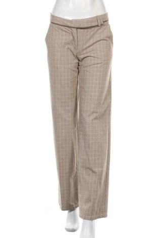 Дамски панталон Sisley, Размер M, Цвят Бежов, Памук, Цена 8,37лв.