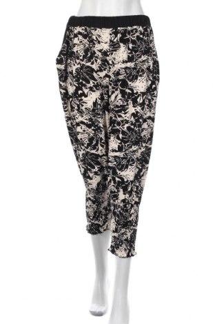 Γυναικείο παντελόνι Tippy, Μέγεθος M, Χρώμα Μαύρο, 95% πολυεστέρας, 5% ελαστάνη, Τιμή 6,17€