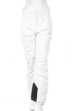 Дамски панталон за зимни спортове Nevica, Размер S, Цвят Бял, Полиестер, Цена 107,88лв.