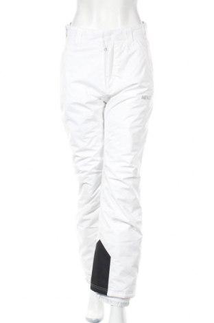 Дамски панталон за зимни спортове Nevica, Размер XL, Цвят Бял, Полиестер, Цена 101,40лв.