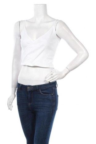 Дамски потник Even&Odd, Размер M, Цвят Бял, 95% памук, 5% еластан, Цена 15,08лв.