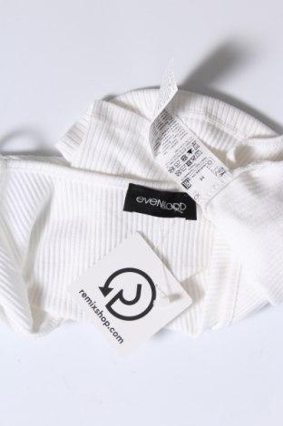 Дамски потник Even&Odd, Размер M, Цвят Бял, 95% памук, 5% еластан, Цена 26,00лв.