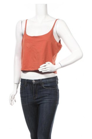 Дамски потник Even&Odd, Размер XL, Цвят Кафяв, 95% памук, 5% еластан, Цена 26,00лв.