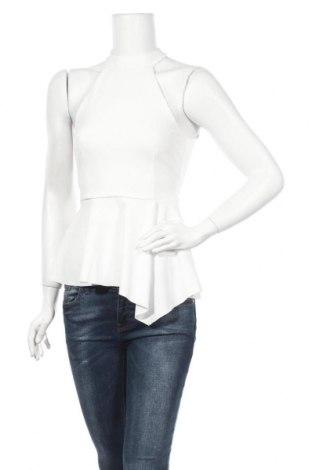 Дамски потник New Look, Размер XS, Цвят Бял, 97% полиестер, 3% еластан, Цена 12,00лв.
