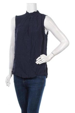 Γυναικείο αμάνικο μπλουζάκι Next, Μέγεθος L, Χρώμα Μπλέ, Βισκόζη, Τιμή 8,35€