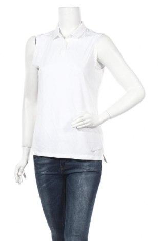 Дамски потник Nike Golf, Размер M, Цвят Бял, Полиестер, Цена 44,08лв.