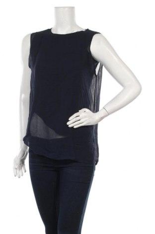 Γυναικείο αμάνικο μπλουζάκι Opus, Μέγεθος M, Χρώμα Μπλέ, Πολυεστέρας, Τιμή 7,54€