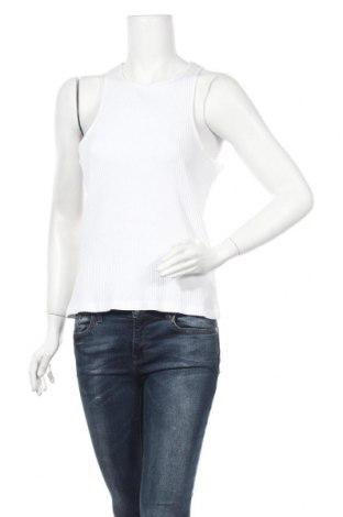 Дамски потник Zign, Размер L, Цвят Бял, 95% памук, 5% еластан, Цена 8,74лв.