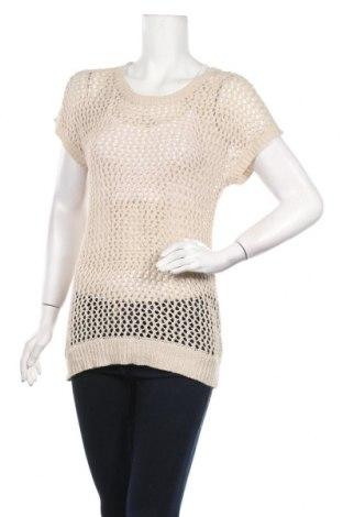 Дамски пуловер Mango, Размер M, Цвят Бежов, 60% акрил, 40% полиамид, Цена 4,83лв.
