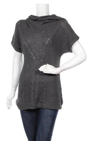 Дамски пуловер Motherhood, Размер S, Цвят Сив, 95% акрил, 3% полиестер, 2% метални нишки, Цена 5,80лв.