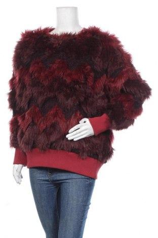 Дамски пуловер Peak Performance, Размер L, Цвят Червен, 70% акрил, 30% полиестер, Цена 24,38лв.