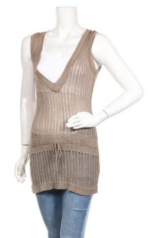 Дамски пуловер Sisters Point, Размер M, Цвят Кафяв, Цена 4,41лв.