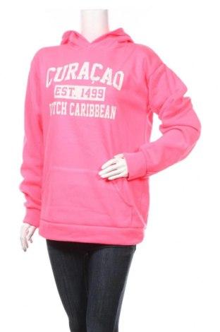 Дамски суичър, Размер XL, Цвят Розов, Цена 13,28лв.