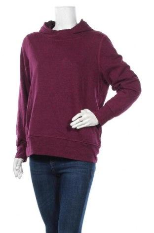 Дамски суичър Active&Co, Размер L, Цвят Лилав, 60% полиестер, 40% памук, Цена 8,19лв.