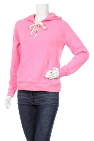 Дамски суичър Clockhouse, Размер L, Цвят Розов, 60% памук, 40% полиестер, Цена 9,19лв.