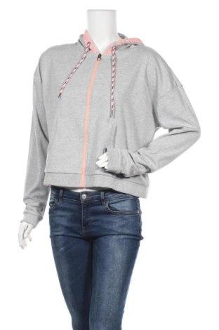 Дамски суичър Colours Of The World, Размер M, Цвят Сив, 65% полиестер, 35% памук, Цена 13,65лв.