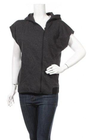 Дамски суичър Crane, Размер M, Цвят Сив, 80% памук, 20% полиестер, Цена 4,99лв.