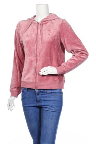 Дамски суичър Cubus, Размер M, Цвят Розов, 80% памук, 20% полиестер, Цена 7,56лв.