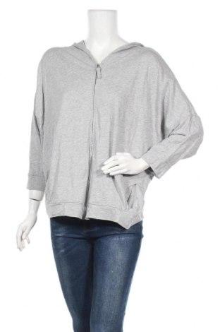 Дамски суичър Gap, Размер XL, Цвят Сив, 60% памук, 40% модал, Цена 11,97лв.
