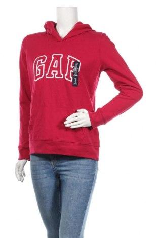 Дамски суичър Gap, Размер M, Цвят Розов, 60% памук, 40% полиестер, Цена 30,71лв.