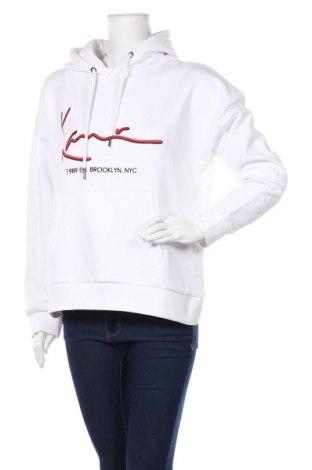 Дамски суичър Karl Kani, Размер M, Цвят Бял, 70% памук, 30% полиестер, Цена 40,50лв.