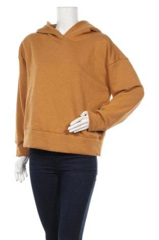 Дамски суичър Noisy May, Размер M, Цвят Кафяв, 85% памук, 15% полиестер, Цена 44,20лв.