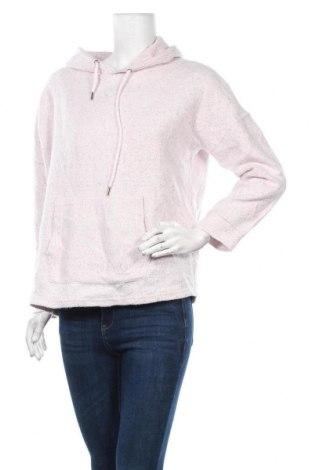 Дамски суичър Rivers, Размер M, Цвят Розов, 62% полиестер, 38% памук, Цена 6,04лв.