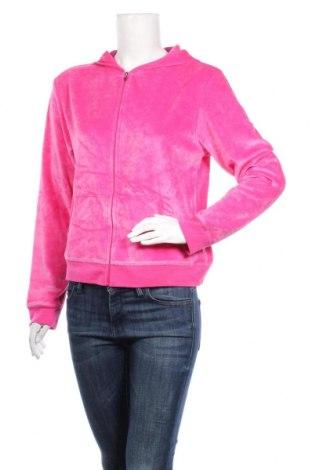 Дамски суичър Victoria's Secret, Размер M, Цвят Розов, 40% модал, 39% памук, 21% полиестер, Цена 18,48лв.