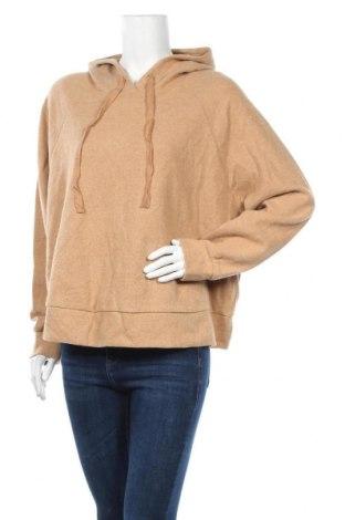 Дамски суичър Who What Wear, Размер XXL, Цвят Бежов, 60% памук, 40% полиестер, Цена 12,86лв.