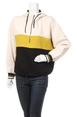 Дамски суичър Zara, Размер L, Цвят Многоцветен, 88% полиестер, 12% еластан, Цена 19,64лв.