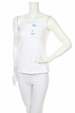 Дамско бельо Sloggi, Размер M, Цвят Бял, 96% памук, 4% еластан, Цена 22,75лв.