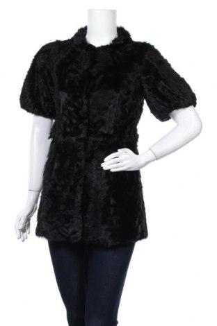 Дамско палто, Размер S, Цвят Черен, Цена 35,44лв.