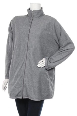 Дамско поларено горнище Woman Within, Размер L, Цвят Сив, Полиестер, Цена 16,38лв.