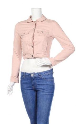 Дамско яке H&M Divided, Размер XS, Цвят Розов, 100% памук, Цена 38,95лв.